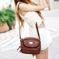 New 2014 Fashion Women Messenger Bags Casual Tassel Small Women Leather handbag Shoulder Bag Desigual Bags Women handbags