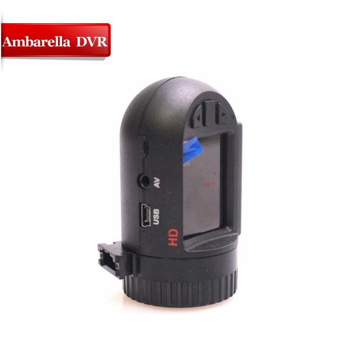 Portable mini dvr 1.5inch body camera 1080P Ambarella small car video recorder(China (Mainland))