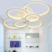 Modern brief fashion led ceiling light living room lights bedroom lamps lighting