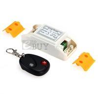 30PCS/LOT AC220V 1CH Wireless RF Remote Control Switch Transmitter + Receiver Module Board