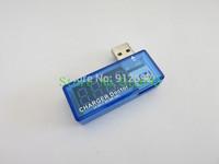 Free shipping! 10pcs/lot Digital USB Mobile Power charging current voltage Tester Meter Mini charger doctor voltmeter ammeter