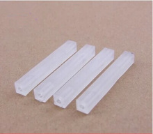 Spacer translucent plastic square columns supporting column toys scaffold length 20 / 40mmDIY model toy car bracket accessories