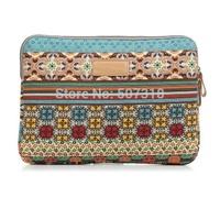 "brand new 14""  Bohemia  laptop sleeve  notebook case free shipping"