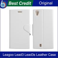 In Stock!Original Leather Case For Leagoo Lead 3 Flip Cover For Leagoo Lead 3S/Kate