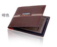 Men's wallets Korean high-quality wallet card package soft leather man purse manufacturer explosion models wholesale