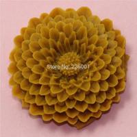chrysanthemum Flower silicone mold Fondant Cake Decorating Tools fondant molds Silicone Cake Mold