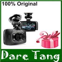 "1pcs Free Gift GS8000L HD1080P 2.7"" Car DVR Vehicle Camera Video Recorder Dash Cam G-sensor HDMI Car Dvrs"