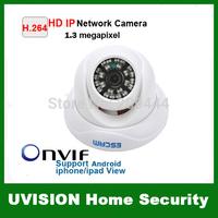 Mini IP Camera 720P P2P Securiy HD Network CCTV Camera 1.3 Mega pixel indoor Network IP Camera ONVIF H.264 free shipping