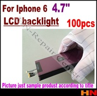 """100pcs  LCD backlight for refurbishment part 4.7"""" 4.7 inch  Brand New LCD Display Backlight Film For iPhone 6 6g"""