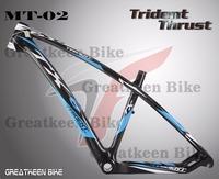 26er 29er 27.5er Trident Thrust MT2 bicycle frame carbon 29er carbon fiber mountain bike mechanical bikes cycling frameset