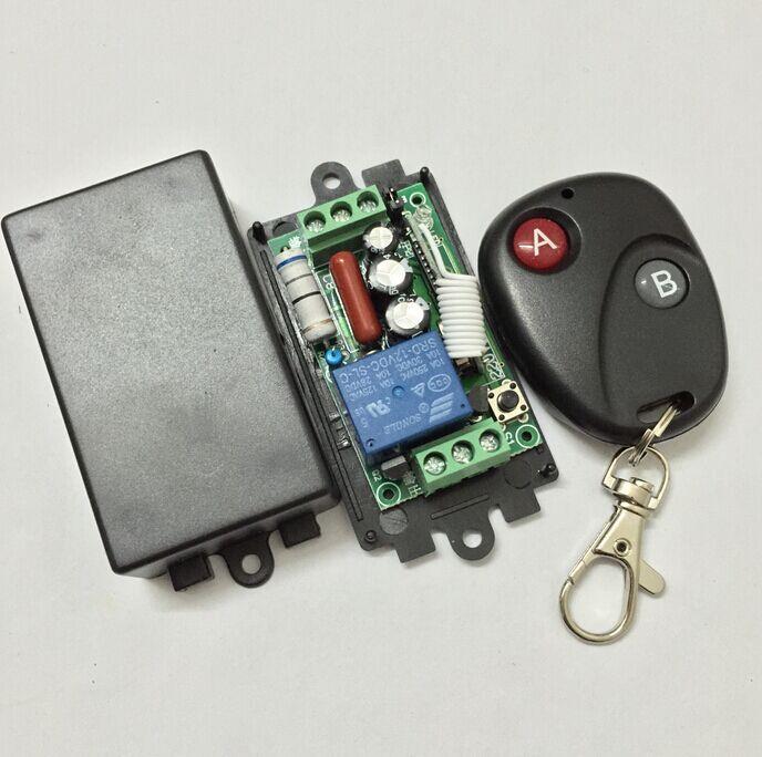 Дистанционный выключатель YKT AC220V 1CH SMD 315 /433,92 YKT-220S-a2