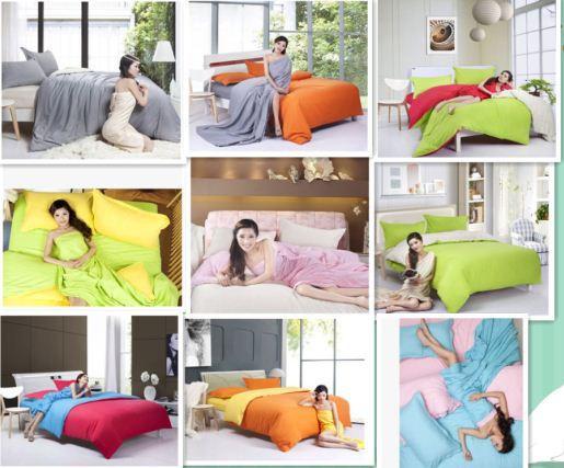 Luxo KoreanStyle 4 pcs conjunto de cama roupas de cama conjuntos de roupa de cama colcha / duvet cover set Pure aloevera algodão grátis frete(China (Mainland))
