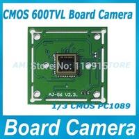 Free Ship 600TVL CMOS module board for CCTV camera cctv camera board Security CCTV module IR camera board PC1089 CCTV spare part