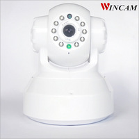 """1/4"""" CMOS 0.3MegaPixel Factory Cheap Mini Wi-fi IP Dome Camera for Home Security"""