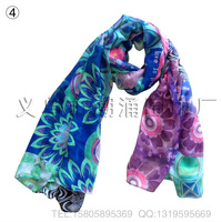 9 Color Fashion Women's Spain Desigual Scarf Cotton Voile Lady Girls Print Brand Desigual Scarves Shawl Autumn Winter Wrap Scarf
