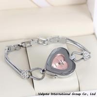 Free shipping 2014 Luxury Brand Fashion & Casual  Watch Women Ladies Bracelet Watch Quartz Stainless Steel