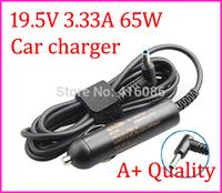 Top Quality 19.5V 3.33A 4.5X3.0mm Car Charger For Envy 14-K00TX 4-K002TX 14-n027tx 14-n-032tx, Pavilion 15 Series