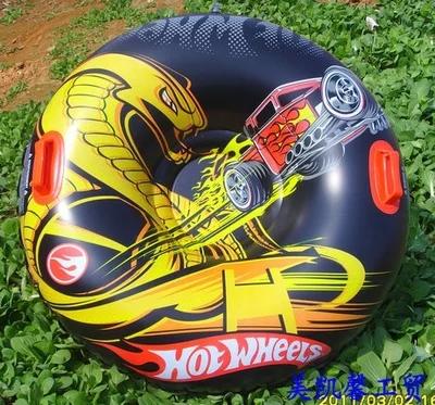 Inflatable Snow Tube ,Sledge ,Snow Tube Inflatable Snow Tube ,Sleds ,Skiing Tube , Size 90CM)(China (Mainland))