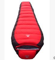 Sleeping Bag Mummy Type Duck Down Winter Thickening Down Sleeping Bag -25 Degree -15 Degree Winter Outdoor Down SRHW5001