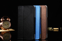 Free Shipping silk  Leather Case Cover for Colorful G718 6.98inch case
