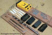 Foro Cieco Jig Sistema 12-35mm Capacita pocket hole jig