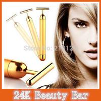 Facial Roller Serum Massage Derma Skincare Wrinkle Treatment Energy Beauty Bar Face Massager Beauty Care Massage Stick