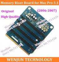 Original High Quality Memory Riser Board forMac Pro 3.1(Early 2008) / Speicher Ram A1186 Free Shipping