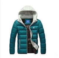 2014 Fashion Brand Winter Jacket Men High Quality Warm Down-Jacket Casual Men Winter Jacket Brand Handsome Winter Coat Men