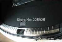 Stainless Steel Inner Rear Bumper Sill Protector 2013+ HYUNDAI Santa fe IX45