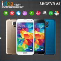 "2014 IPS 1280*720 S5 Phone G900 Mtk6592 Mtk6582 5.1"" 13.0mp camera Healthcare I9600 Android4.4 Fingerprint 2G Ram android Kitkat"
