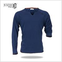 Mens t shirts Fashion 2014 New V-Neck Casual T-Shirt Men Long Sleeve Men's Brand t shirt 100% Cotton Blue Green White Color