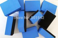 Sponge for glass coating sponge for car coating sponge glass coating glass coat applicator-30pcs-free shipping Hot sale new