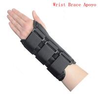 1pc/lot Elastic Adjustable Safty Carpal Tunnel Wrist Brace Support Syndrome Sprains Arthritis Forearm Splint Band Strap DP673428