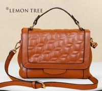 New 2014 women messenger bag women genuine leather bags fashion brand women handbag crossbody bags bolsas shoulder bag femininas
