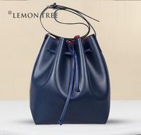 New messenger bag 2014 genuine leather bag women handbags leather handbags fashion shoulder bag bolsas femininas high quality