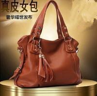 2014 new winter lady vain handbags and fashion bag tassel factory direct Free shipping