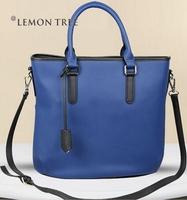 New Women handbags 2014 genuine leather bag messenger bag leather handbags fashion shoulder bag bolsas femininas high quality