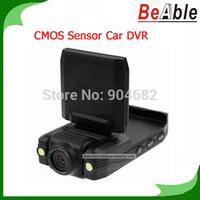 Black Box 3.0 MP CAR Recorder Built 270 degrees rotation Lens supports 90 degrees CMOS Sensor Car Detector Vehicle DVR