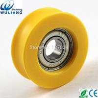 Newest High Precision 698z POM roller 8x30.4x10.4mm wheel 698zz Fitness equipment wheel