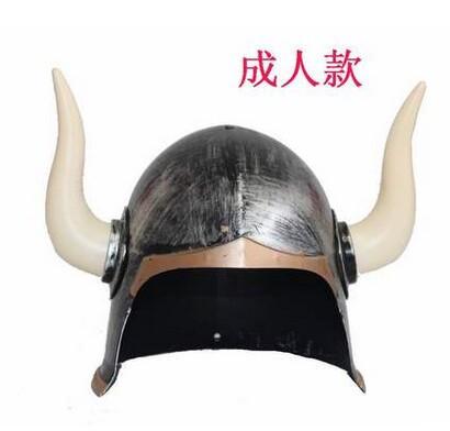 Helmet Devil Horns Roman Helmet Devil Horns