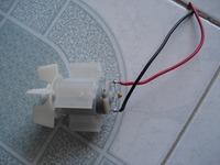 driver board + fan motor for intelligent banner welder