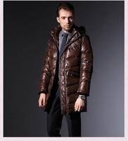New 2014 Winter Brand Hoyanp men down jacket Plus Size XXXL winter jacket men Man Warm Down Coat, Free Shipping!