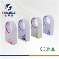 Hot Sale USB Mini Bladeless Fan Mini Colorful Bladeless Fan Handheld Portable Mini Fans