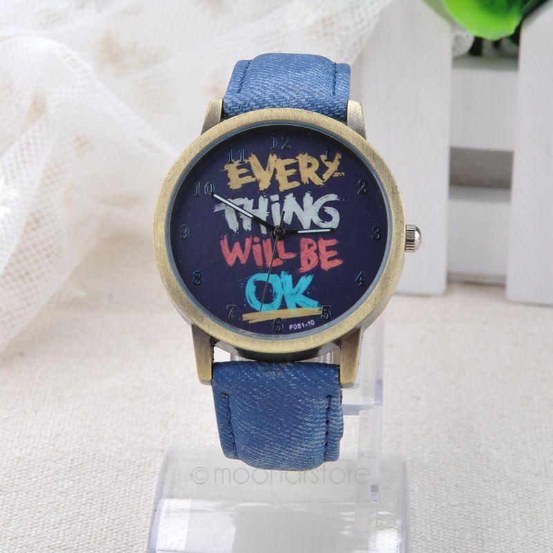 Fashion Jewelry Men women quartz watches with cartoon watch Causal clock female Wristwatches Woman watches FYMPJ058S4