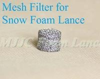 Foam Lance Filter Mesh Filter Tablet Made in Italy