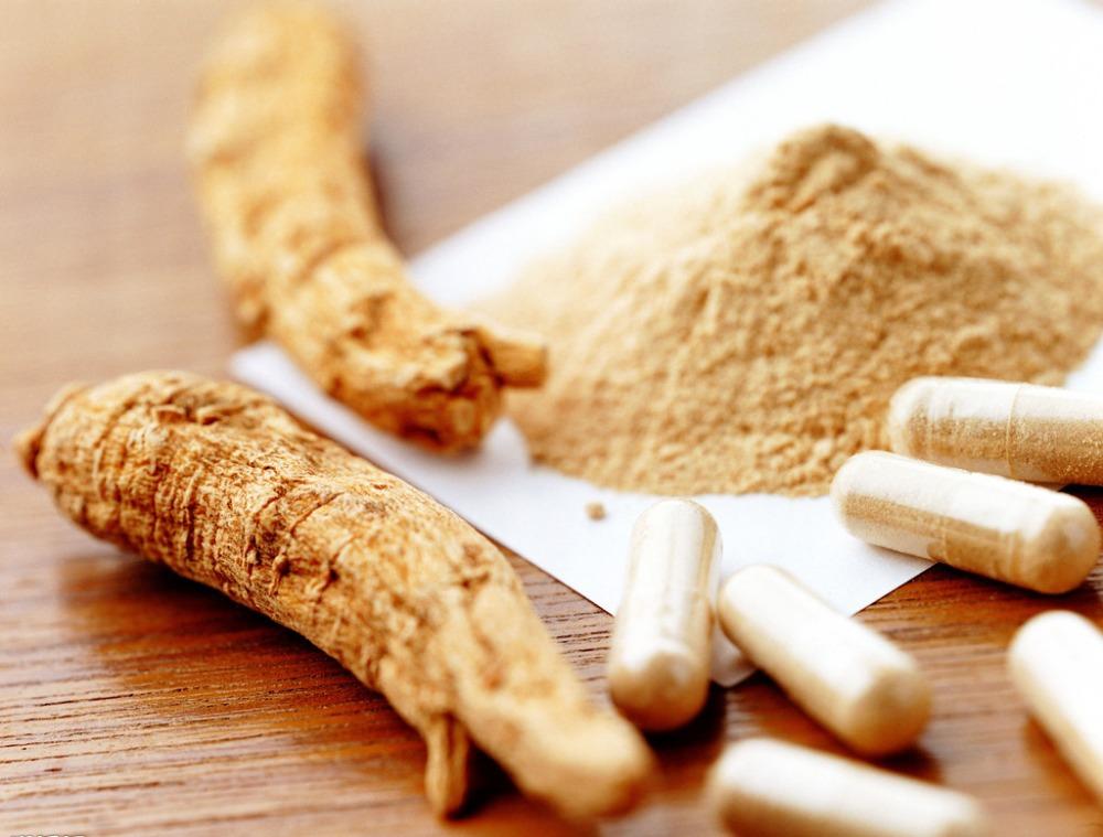 Panax Ginseng capsule, 100% naturel poudre de Ginseng sauvage, Tonifier organes du corps, Améliorer le système immunitaire(China (Mainland))