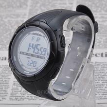 2014 New Super Boy's Digital LED Quartz Alarm Date Sports Waterproof Wrist Watch Free Shipping&Wholesale BMHM128