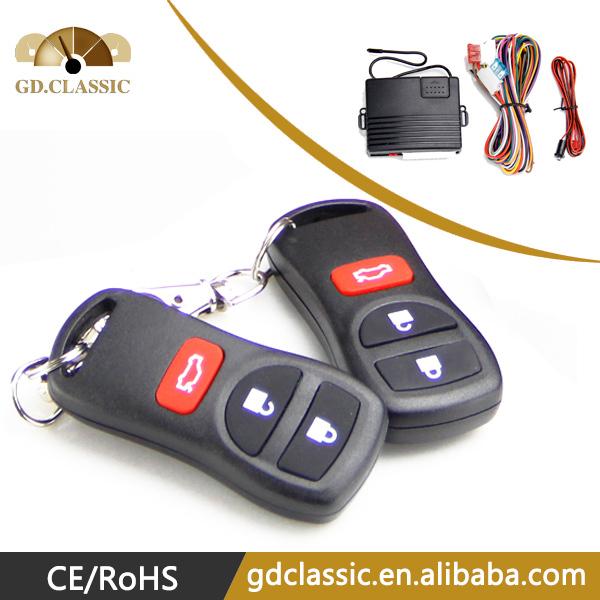 remote keyless entry Car PKE Security Alarm system(China (Mainland))