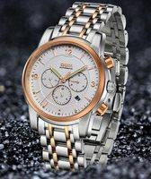 men gold automatic casual watch man clock men wristwatches Dom watch mens sports watches men luxury brand relogio masculino