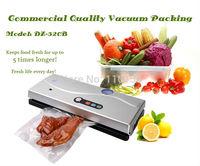 Super Low Voice Buiness Vacuum Sealer  One Key Full Automatic(Vacuum Width:31CM) (Free Gift :20pcs Vacuum bags)